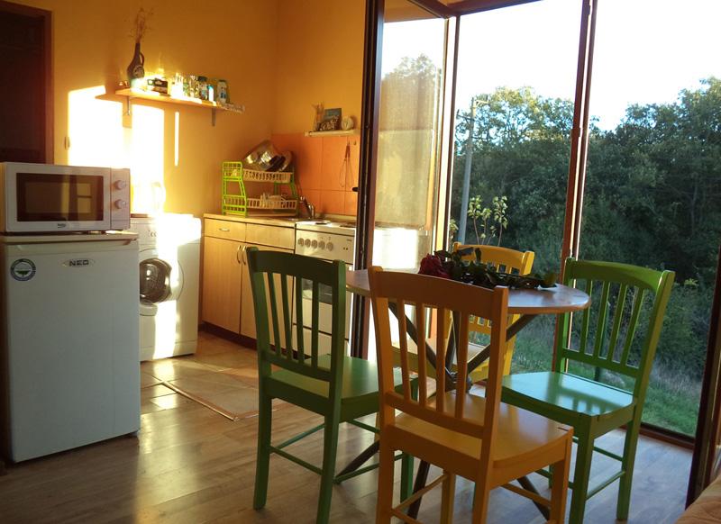 Кухня Casa Verde Синеморец