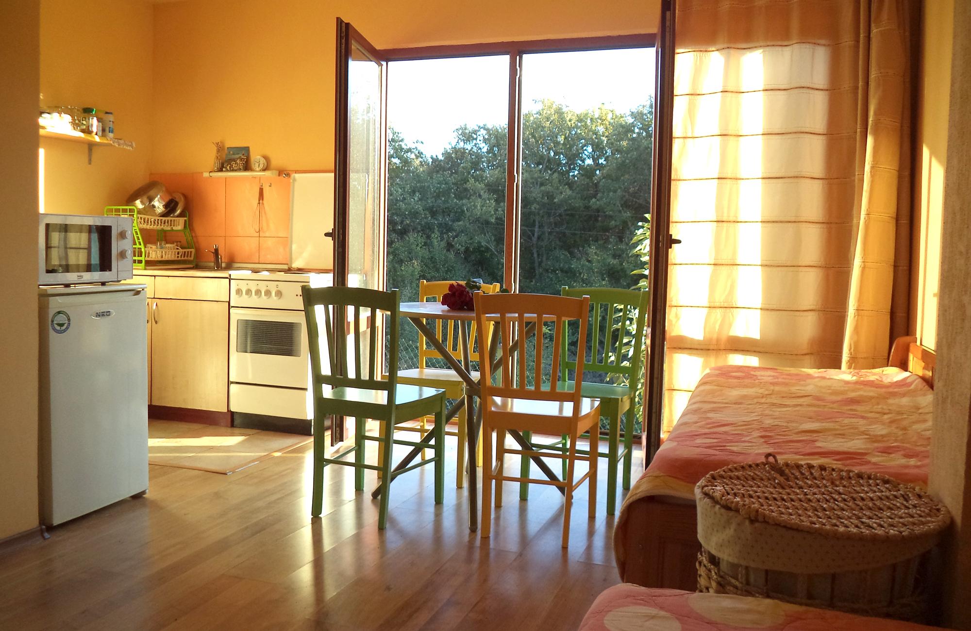 Апартаменти в Синеморец